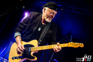 Fred Chapellier invité de Manu Lanvin Blues Rock Festival Châteaurenard 2018